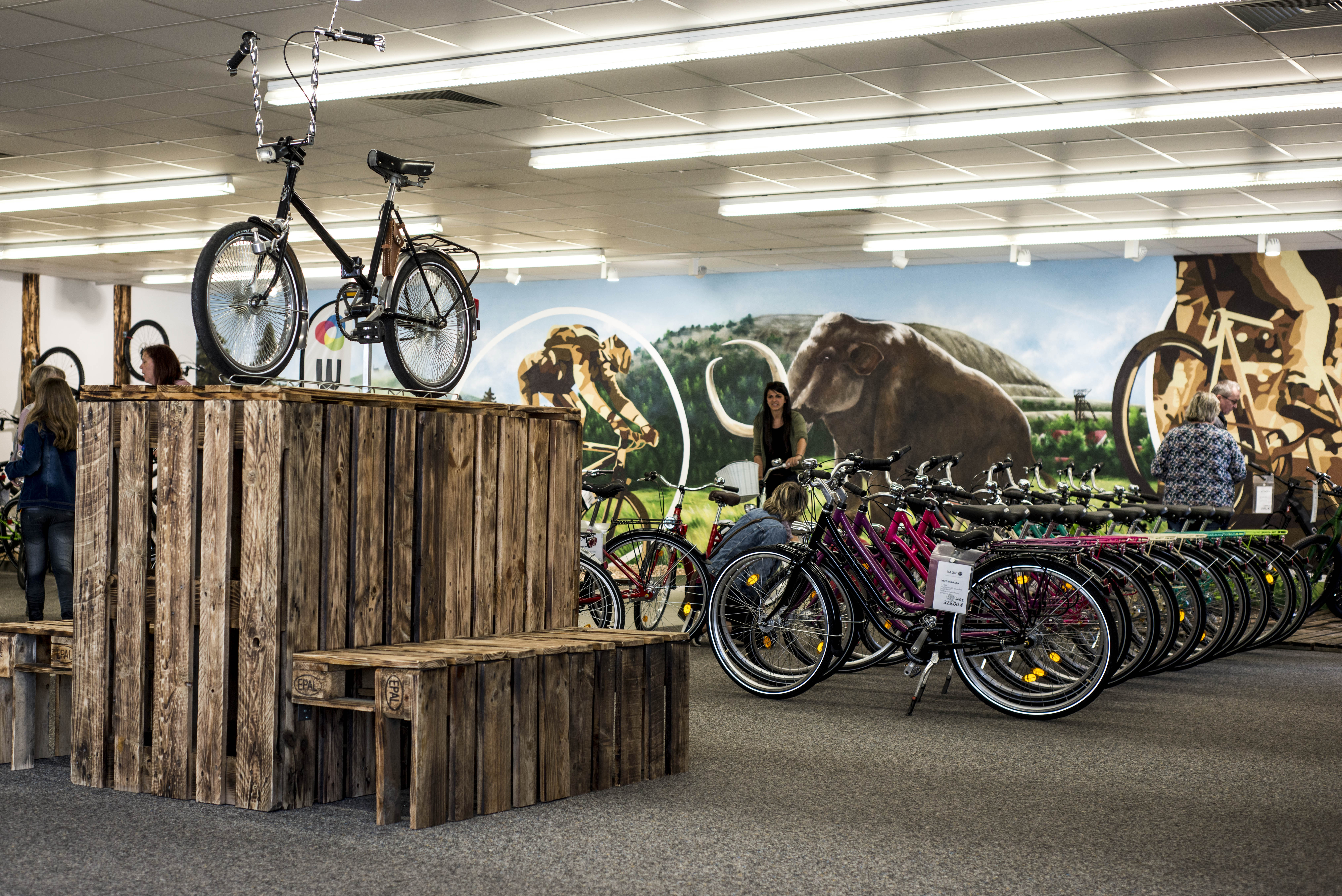 Sachsenring Bike Manufaktur - Werksverkauf in Sangerhausen