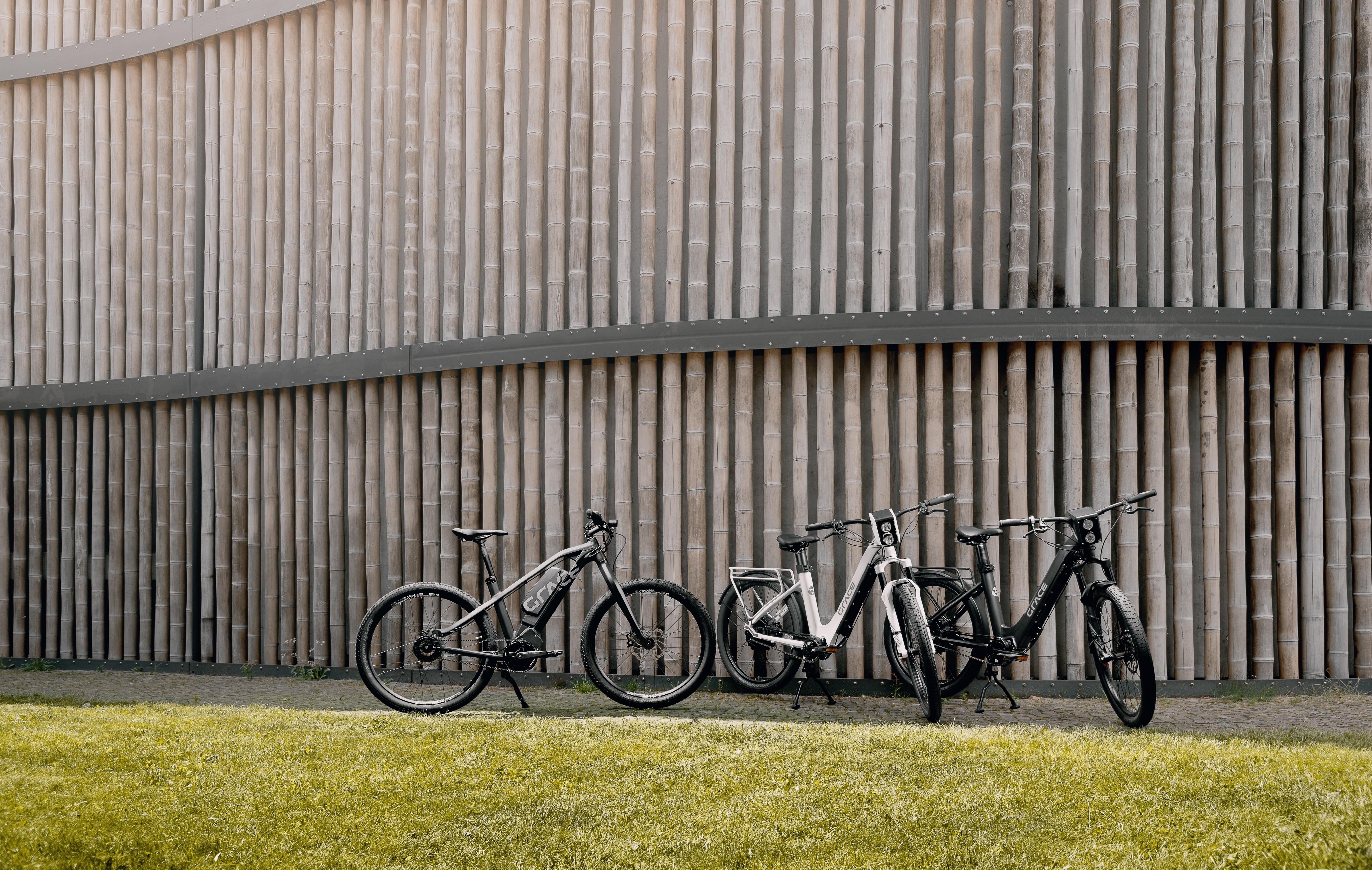 Die GRACE-Modelle - MX II Urban und Urbanic