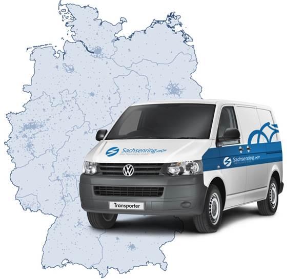 Fahrräder und E-Bikes - flächendeckender, deutschlandweiter After Sales Service