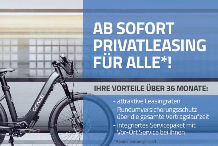 Privatleasing über 36 Monate