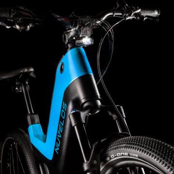 Rehau bringt E-Bike mit innovativem Ansatz auf den Markt – Die Sachsenring Bike Manufaktur GmbH übernimmt die Endmontage des NUVELOS E-Bikes.