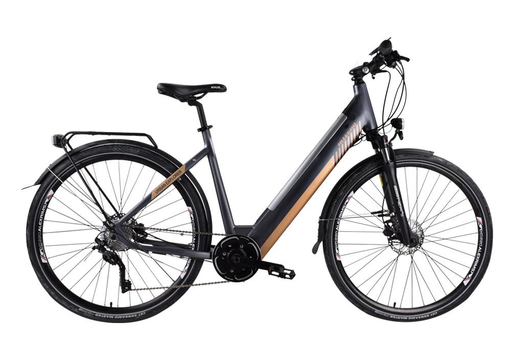 Allegro E-Bike - Urban Explorer im Sommer Sale bis zu 56 Rabatt